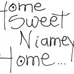Home Sweet Niamey Home - Tani